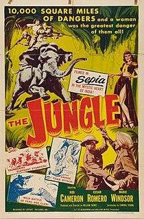 <i>Kaadu</i> (1952 film) 1952 film by William A. Berke