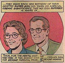 Jonathan and Martha Kent - Wikipedia
