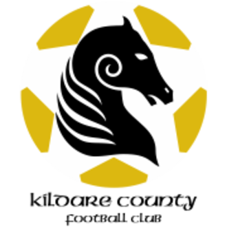 Kildare County F.C. - Kildare County FC crest