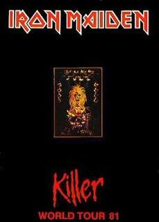 Killer World Tour