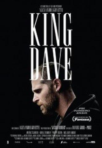 King Dave - Film poster