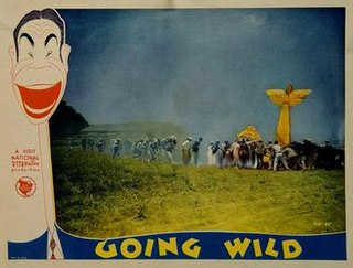 <i>Going Wild</i> 1930 film by William A. Seiter