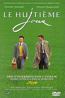 1996 film directed by Jaco Van Dormael
