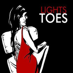 Toes (Lights song) - Image: Lights Toes (single cover)