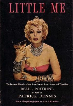 Little Me (novel) - First edition (publ. E. P. Dutton)