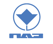 Logo-produktanto de busoj en Russia PAZ.png