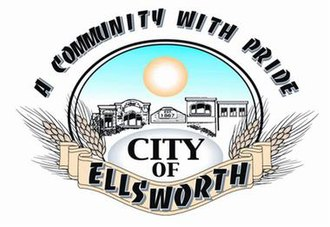 Ellsworth, Kansas - Image: Logo of Ellsworth, Kansas