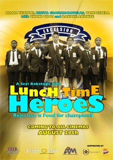 <i>Lunch Time Heroes</i>