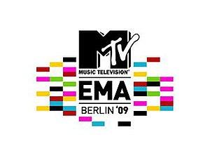 2009 MTV Europe Music Awards - Image: MTVEMA2009LOGO