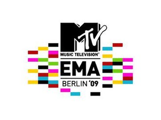 2009 MTV Europe Music Awards - Image: MTVEMA2009LOGO