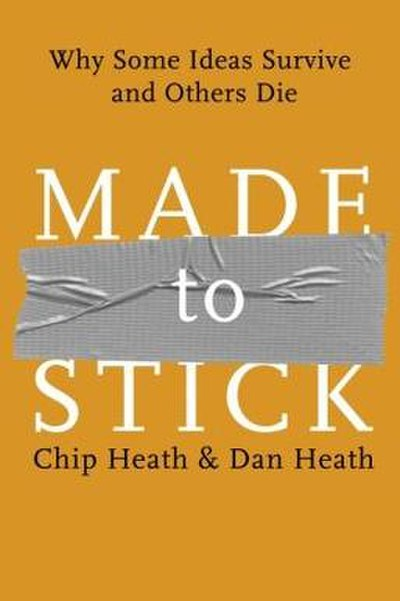Picture of a book: Made To Stick