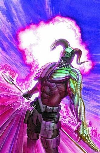 Magog (comics) - Image: Magog (DC Comics character)