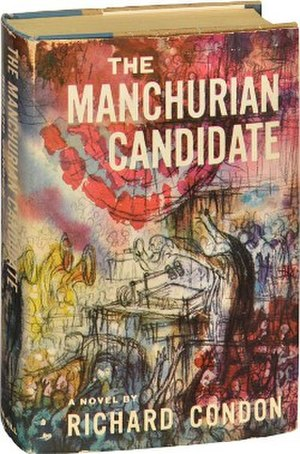 The Manchurian Candidate - First edition