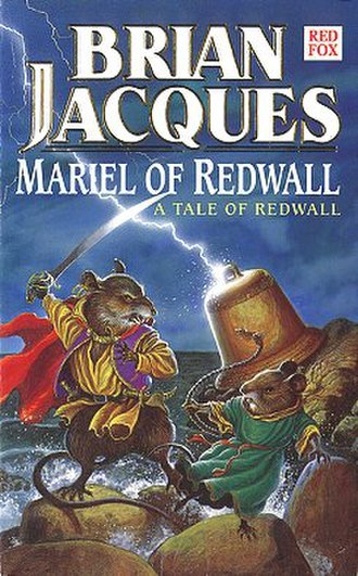 Mariel of Redwall - UK first edition cover