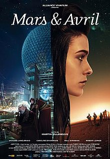 Mars et Avril Official poster.jpg