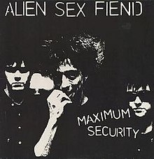 Alien sex fiend band foto 777