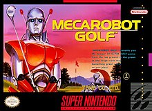 150 SNES games reviewed  - Page 2 220px-Mecarobot_Golf_cover