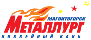 Metallurg Magnitogorsk - Variant of team logo used 1999-2013