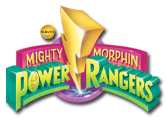 Mighty Morphin Power Rangers - Logo for the original Power Rangers series