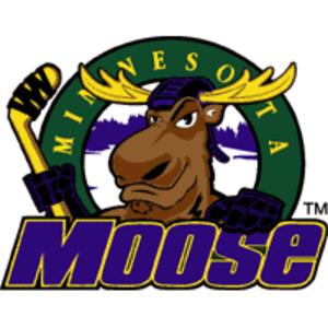 Minnesota Moose - Image: Minnesota moose 200x 200