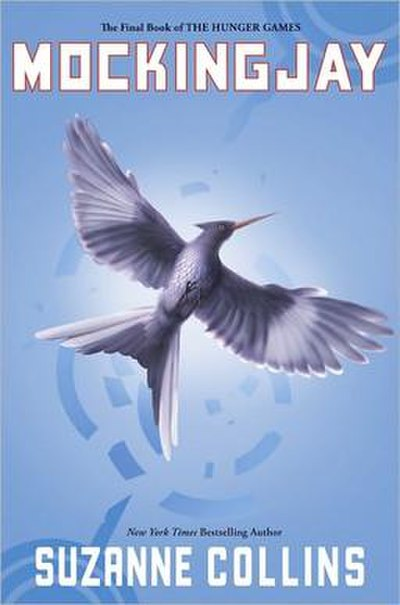 Picture of a book: Mockingjay