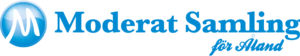 Moderate Coalition for Åland - Image: Moderate Coalition for Åland logo