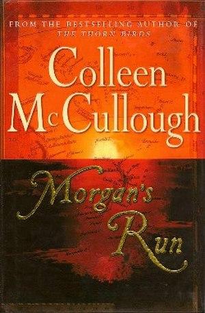 Morgan's Run - First UK edition