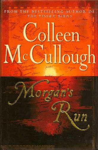 Morgan's Run - First UK edition