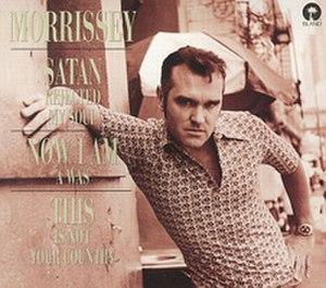 Satan Rejected My Soul - Image: Morrissey Satan