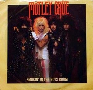 Smokin' in the Boys Room - Image: Motley Crue SITBR
