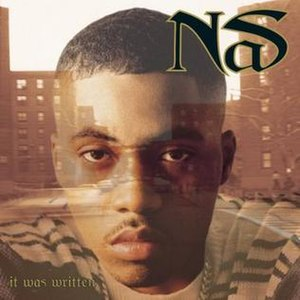 It Was Written - Image: Nas it was written music album