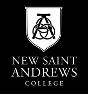 New Saint Andrews College - Image: New Saint Andrews logo