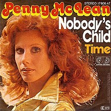 Nobody S Child Penny Mclean Song Wikipedia As i was slowly passing an orphan's home one day, i stopped for just a little while to watch the children play. child penny mclean song wikipedia