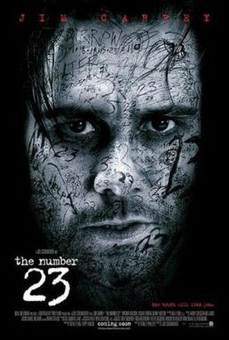 The Number 23 - Theatrical release poster