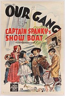 <i>Captain Spankys Showboat</i>