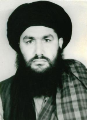 Obaidullah Akhund - Image: Obaidullah Akhund