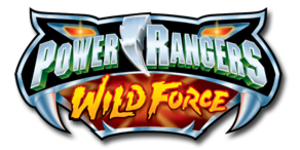 Power Rangers Wild Force - Image: PR Wild Force logo