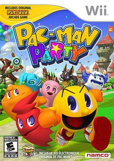<i>Pac-Man Party</i> video game