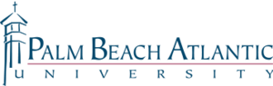 Palm Beach Atlantic University - Image: Palm Beach Atlantic Univ. logo