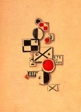Jean Hugo - Image: Panneauxdesignalisat iondechemindefer 1918 aquarelle