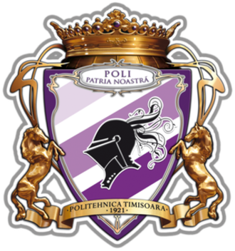 FC Politehnica Timișoara - Image: Poli timisoara 2010 logo