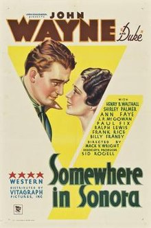 Poster of the movie Somewhere in Sonora.jpg