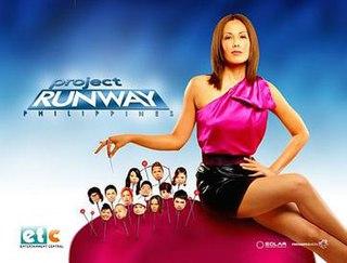 <i>Project Runway Philippines</i> (season 2) season of television series