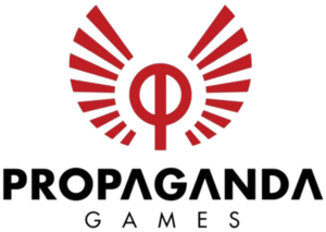 Propaganda Games - Image: Propaganda Games logo