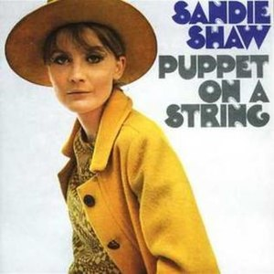 Puppet on a String (album) - Image: Puppet on a String (Sandie Shaw album)