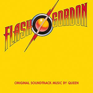 Flash Gordon (soundtrack) - Image: Queen Flash Gordon