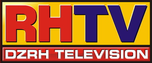 DZRH News Television - The old logo of RHTV from 2009 to 2013.