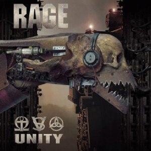 Unity (Rage album) - Image: Rage Unity Cover Art