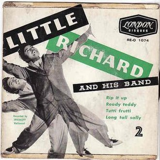 Rip It Up (Little Richard song) - Image: Rip It Up (Little Richard song)