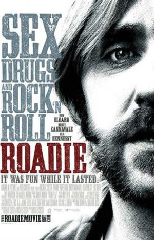 Roadie (2011 film) - Theatrical release poster